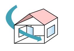 Бампер эффективная вентиляция Проветривание
