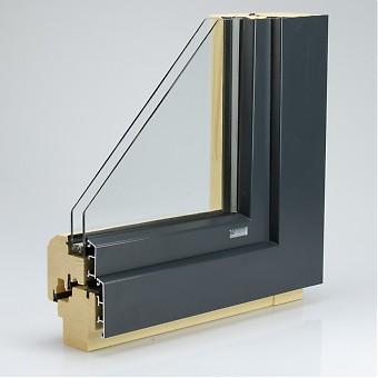Holz alu fenster erfahrungen  Holz-Alu-Fenster Classic 86 - online direkt Preise berechnen