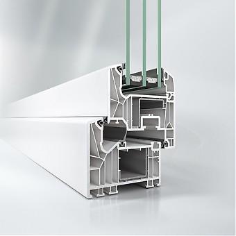 Fenster mit rolladen schüco  Schüco LivIng - Kunststofffenster online berechnen und kaufen
