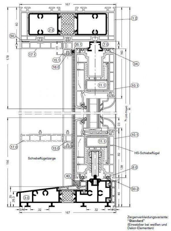 sch co easyslide hebeschiebet r online preis berechnen. Black Bedroom Furniture Sets. Home Design Ideas