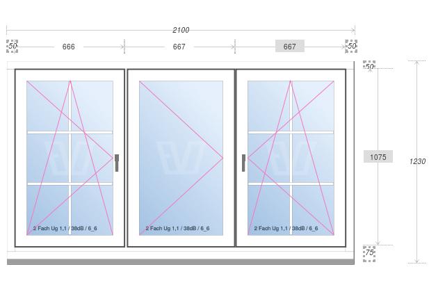 Fenster konfigurator Österreich  Kunststoff-Alu-Fenster Wien, Schüco Kunststoffprofile