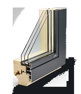 Holz alu fenster testsieger  Evo Fenster - Kunststoff und Alufenster, Holz und Holz-Alu Fenster